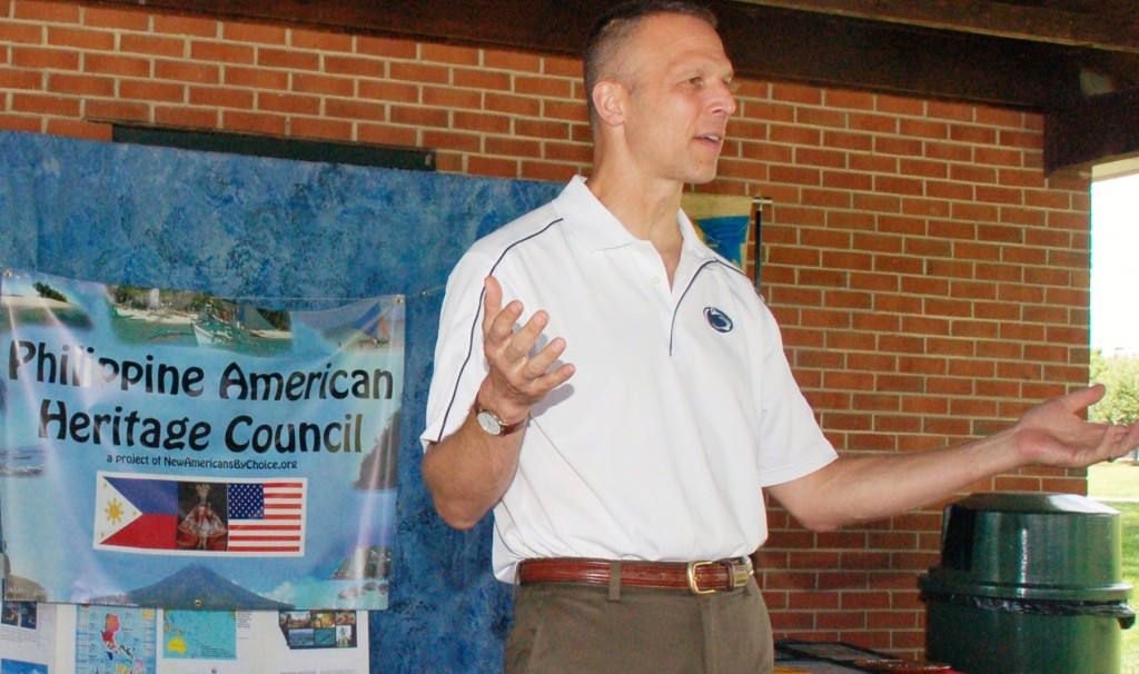 Congressman Scott Perry spoke at 2nd annual summer picnic of the Philippine American Heritage Council this past summer, which is a past co-sponsor of Freedom Leadership Conference