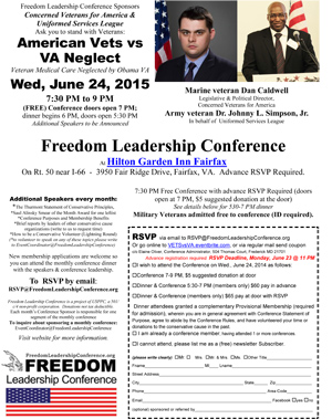 Flyer for 6/24/15 Conference (PDF)