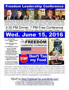 6/15/16 Conference Flyer