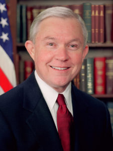 Senator Jeff Sessions, nominated by President Trump to be U.S. Attorney, strongly supported by Americans for the Trump Agenda (TrumpYes.org).